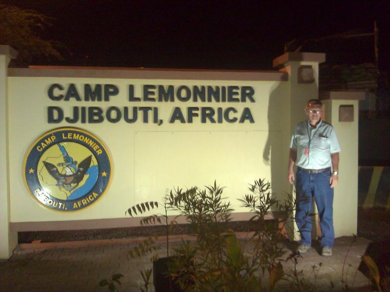 PSFS completes synthetic turf refurbishment at Camp Lemonier, Djibouti, Africa.
