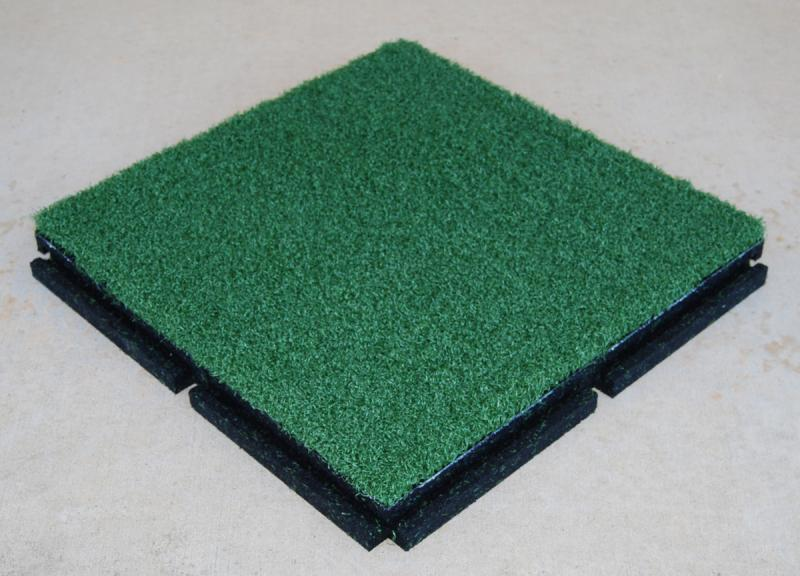 how to prepare a base from synthetic turf