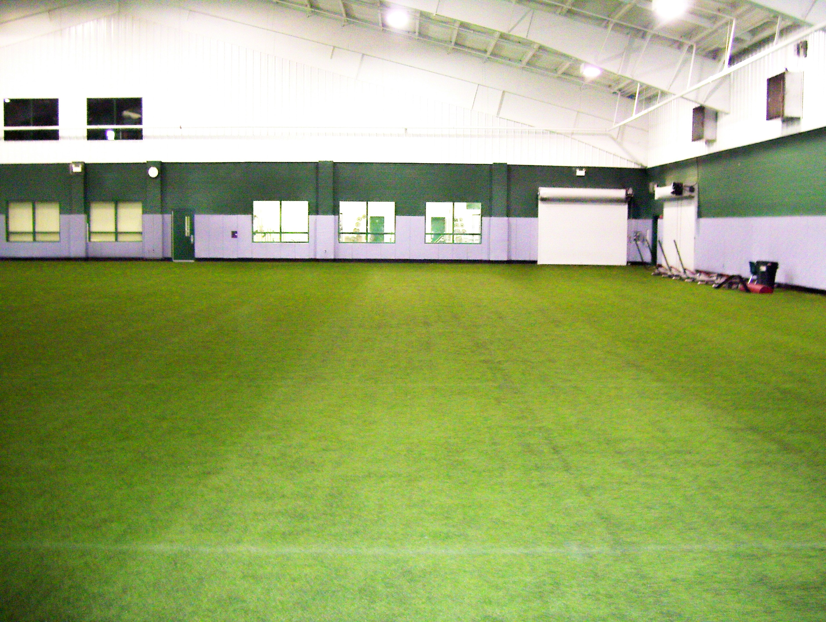 We can apply our cleansers or disinfectants to indoor facilities as well.